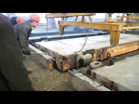 Смазка Барьер-43. Быстрая и легкая распалубка плит ПДН, ПАГ